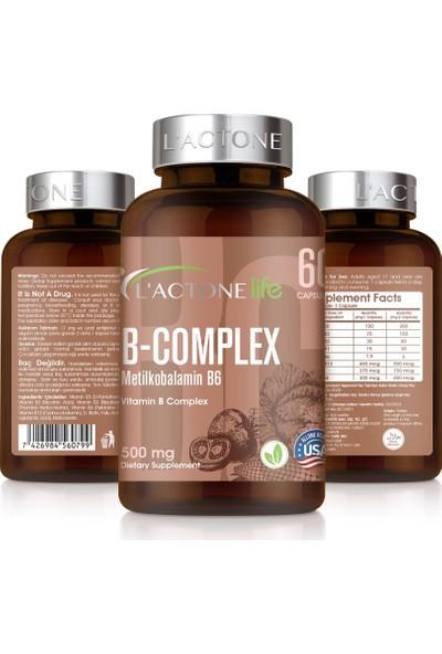 L'actone B - Complex 500 mg / 60 Kapsül