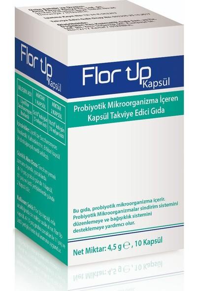 Biosal Flor Up Probiyotik 10 Kapsül