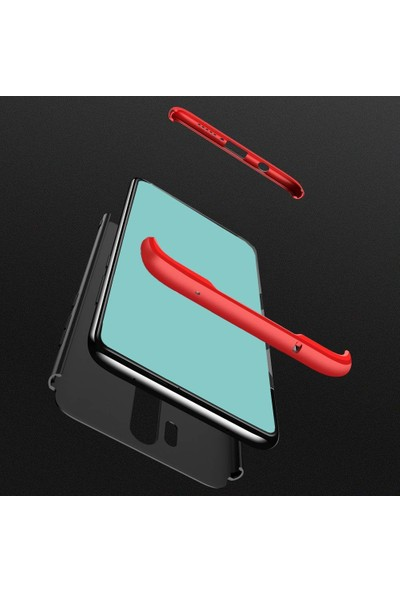 Vendas Xiaomi Redmi Note 8 Pro Full Body Tam Kaplama Koruyucu Kılıf - Gold