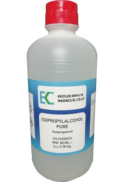Ekiciler Izopropil %99,9 Alkol 1 Lt