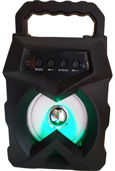 Mkey 108 Taşınabilir Bluetooth Hoparlör