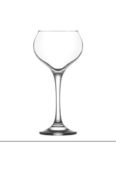 Lav Poem 6'lı Kırmızı Şarap Kadehi