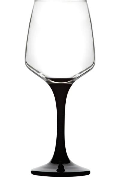 Lav Lal Besty 3'lü Kırmızı Şarap Kadehi