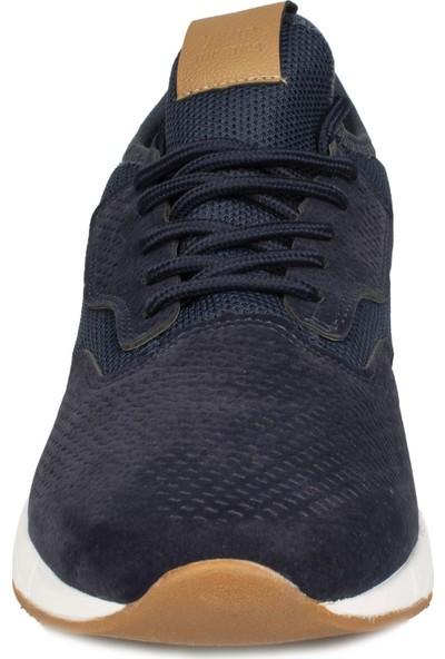 Jump 24670 M Casual Bağlı Lacivert Erkek Spor Ayakkabı
