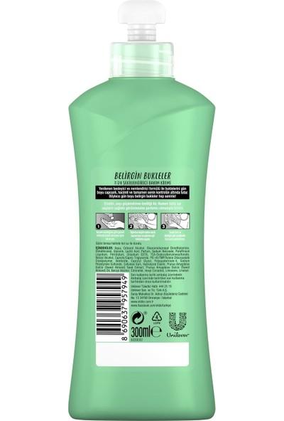Elidor Belirgin Bukleler 7/24 Şekillendirici Saç Bakım Kremi 300 ml