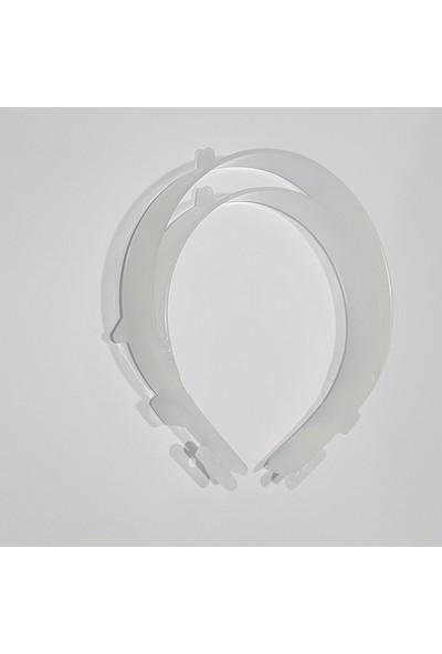5C Trade Yüz Koruyucu Siperlik Maske 4'lü