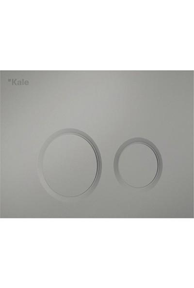 Kale Corro Gömme Mat Krom Integra Rezervuar Paneli 709007115