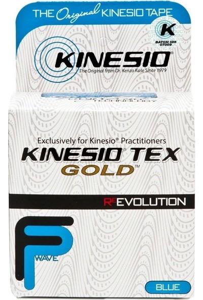 Kinesio Tape Tex Gold 5 cm x 5 m Band Mavi