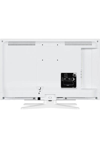 """Vestel 22F8500 B 22"""" 55 Ekran Uydu Alıcılı Full Hd Tv Beyaz"""