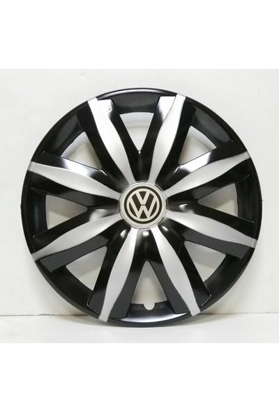 Çobanoğlu Volkswagen 14 Inç Jant Kapağı Takımı Çelik Görünümlü 4 Adet