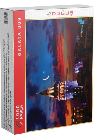 Doğuş 009 Galata 1000 Parça Puzzle
