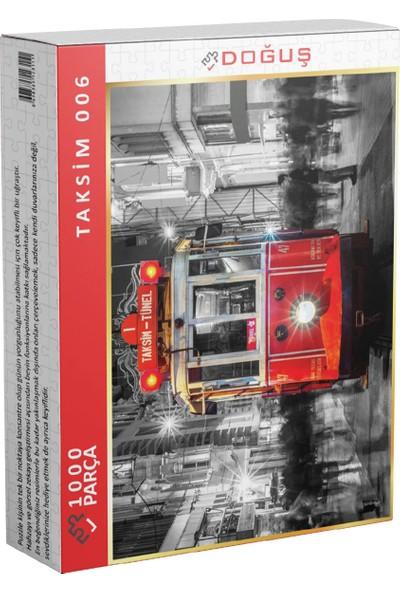 Doğuş 006 Taksim 1000 Parça Puzzle