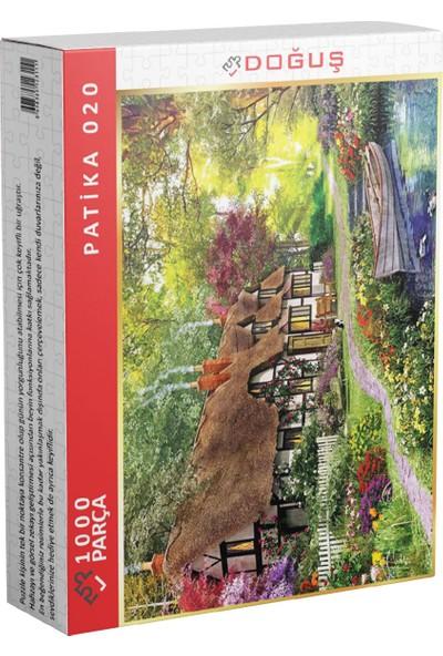 Doğuş 020 Patika 1000 Parça Puzzle