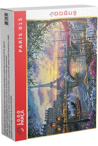 Doğuş 015 Paris 1000 Parça Puzzle