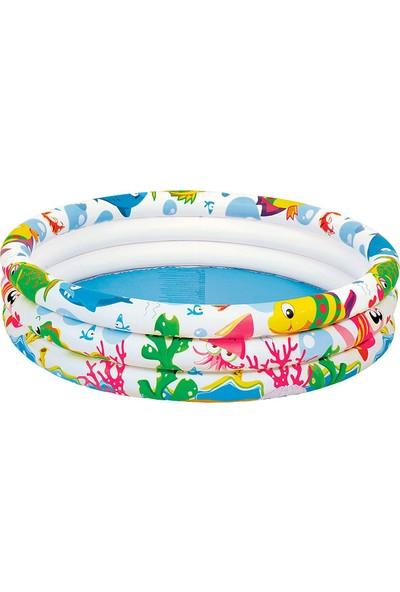 Altis Şişme Çocuk Havuzu - Balık Desenli