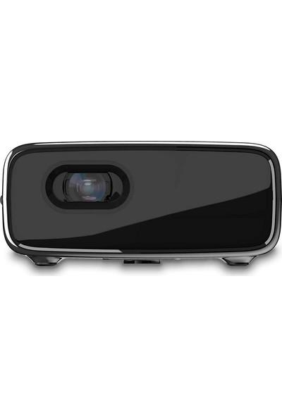 Philips PicoPix Micro Black DLP LED Mobil Projeksiyon