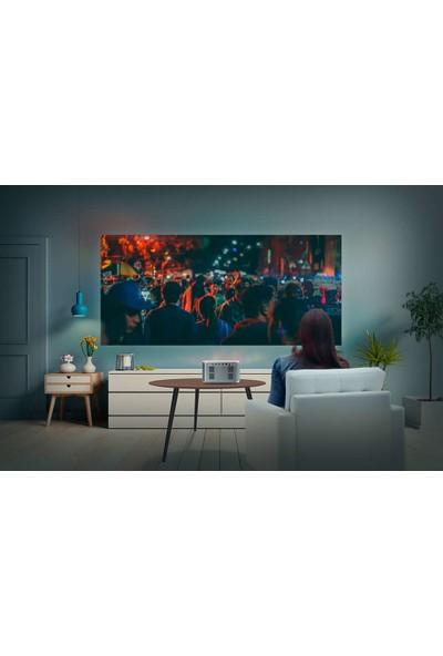 Philips Screeneo S6 Home Cinema Smart 4K DLP LED Projeksiyon