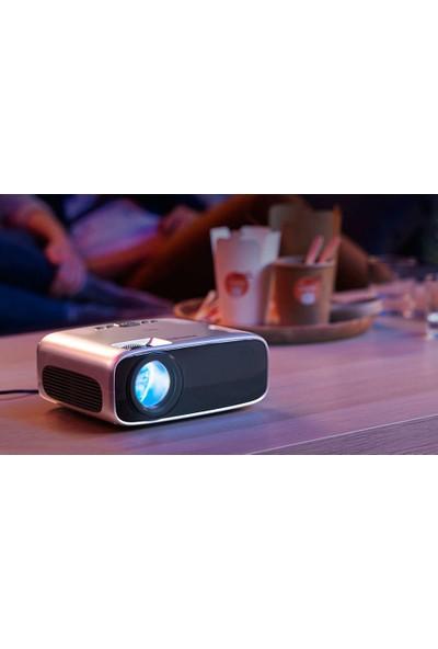 Philips NeoPix Prime 3500 lümen 1280x720 Kablosuz LED Projeksiyon Cihazı