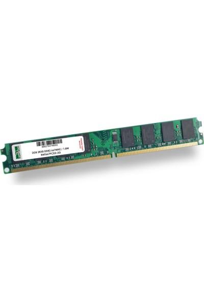 Ramtech 2 gb Ddr2 667Mhz Masaüstü Pc Ram 1.8w