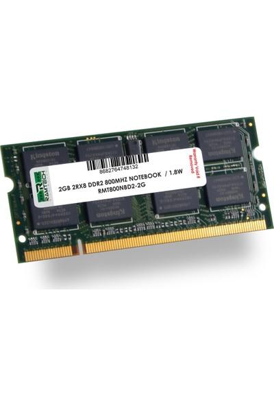 Ramtech 2 gb Ddr2 800Mhz Notebook Ram 1.8w