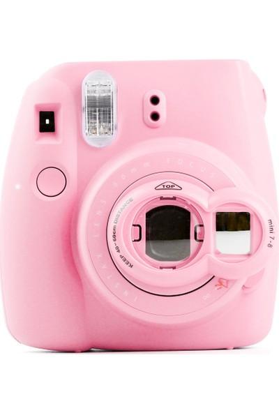 Trendfone Fujifilm Instax Mini 9 Çanta + Albüm + Selfie Lensi Başlangıç Paketi