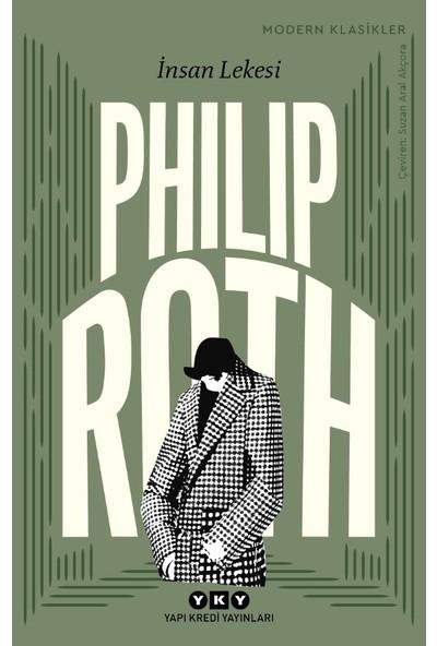 İnsan Lekesi - Philip Roth