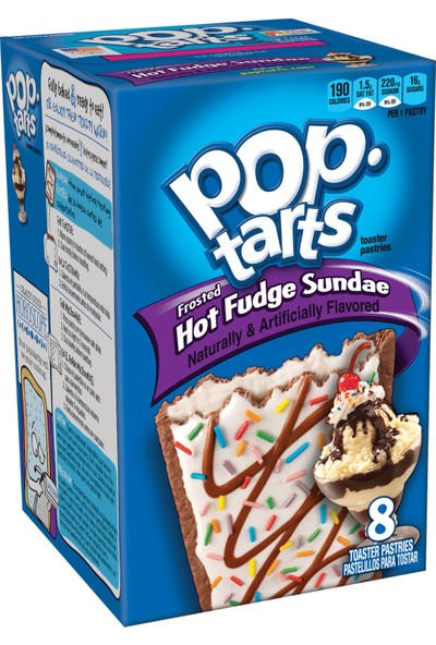 Pop Tarts Frosted Hot Fudge Sundae 384 gr