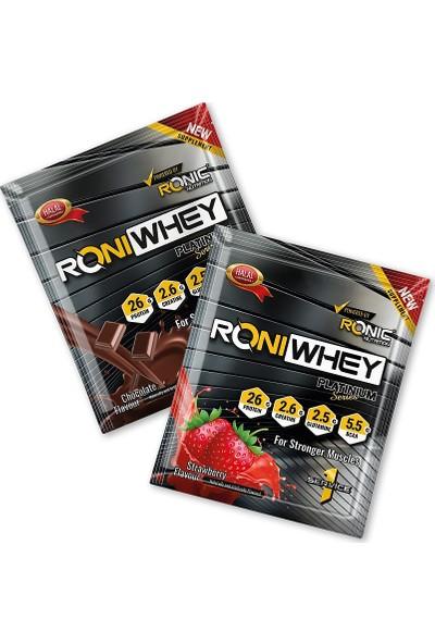 Whey Ultimate Protein Tozu 4000 gr + Shaker ve 2 Adet Tek Kullanımlık Whey Protein