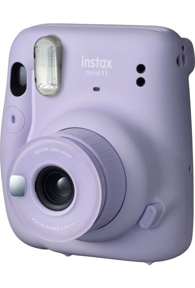 Fujifilm Instax Mini 11 Lila Fotoğraf Makinesi Seti 1