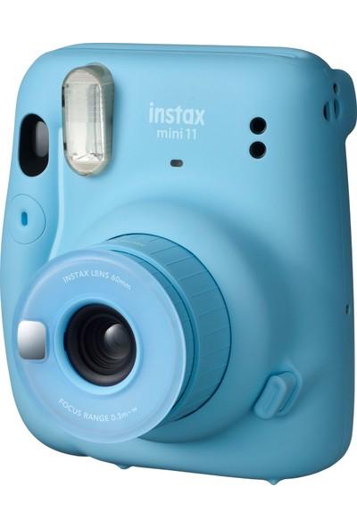Fujifilm Instax Mini 11 Mavi Fotoğraf Makinesi Seti 2