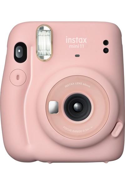 Fujifilm Instax Mini 11 Pembe Fotoğraf Makinesi Seti 1