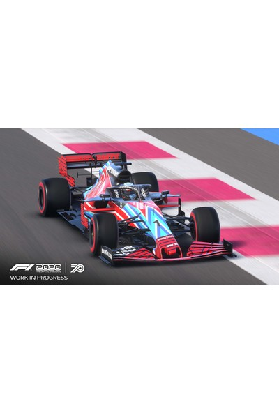 F1 2020 - Seventy Edition PS4 Oyun