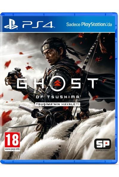 Ghost Of Tsushima PS4 Oyun ( Türkçe Altyazı)