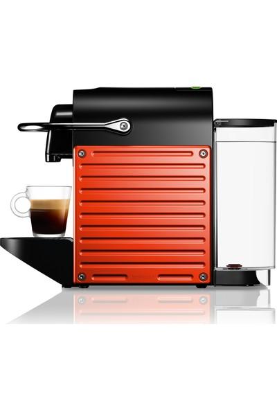 Nespresso C61 Pixie Red Kapsüllü Kahve Makinesi