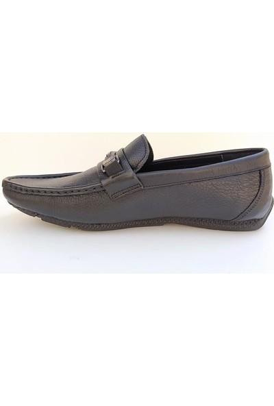 Marcomen 11388 Büyük Numara Günlük Erkek Deri Ayakkabı