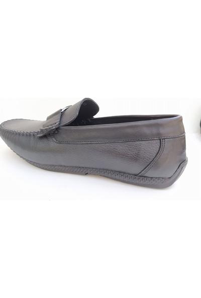 Marcomen 152-11260 Erkek Günlük Bağcıksız Deri Ayakkabı