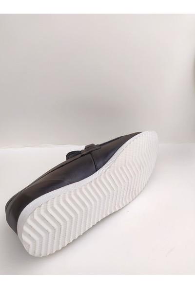 Marcomen 152-11044 Eva Taban Günlük Deri Erkek Ayakkabı