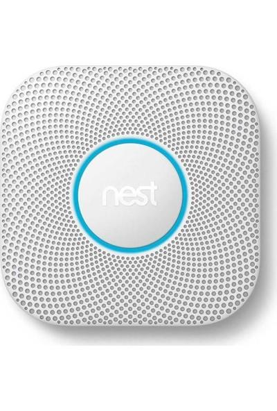 Nest Duman ve Karbon Monoksit Alarmı Koruyucu