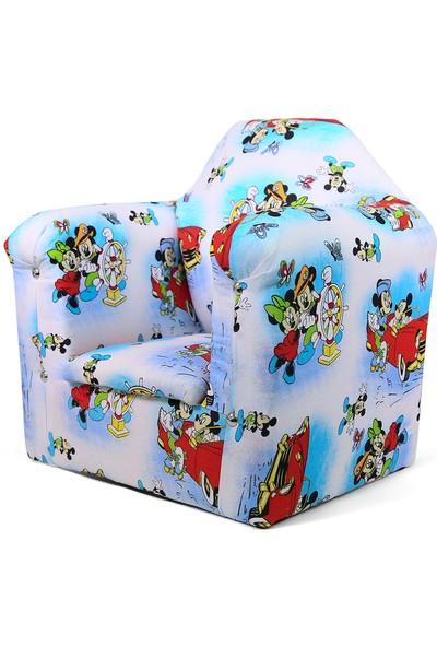 Özışık Çocuk Koltuğu -Mickey Mouse Desenli