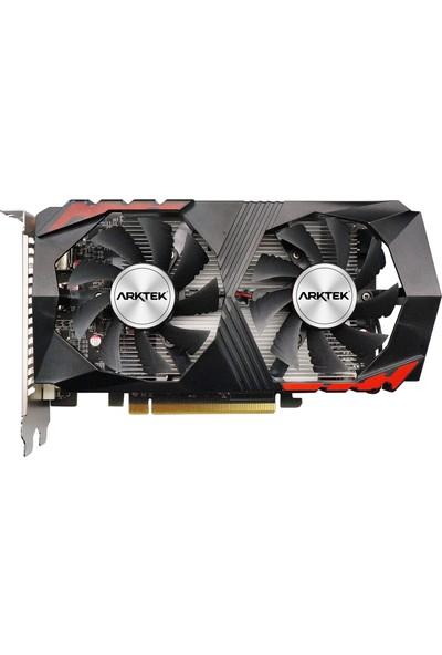 Arktek Nvidia GeForce GTX 1050Ti 4GB 128Bit DDR5 DX(12) PCI-E 3.0 Ekran Kartı (AKN1050TID5S4GH1)