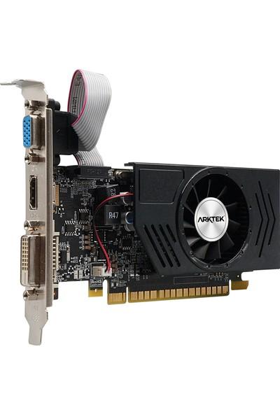 Arktek Nvidia GeForce GT 730 2GB 128Bit DDR3 DX(11) PCI-E 2.0 Ekran Kartı (AKN730D3S2GL1)