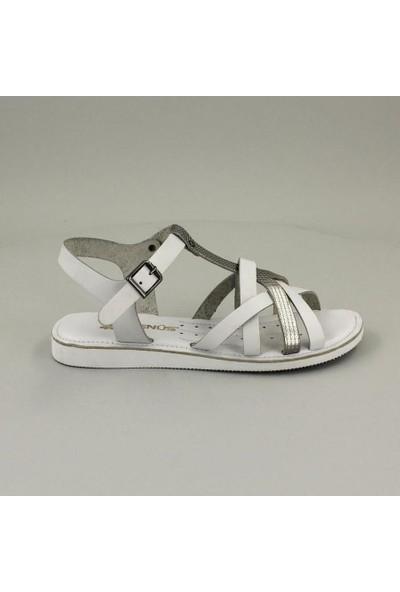 Venüs VNS20980208 Kadın Günlük Deri Sandalet