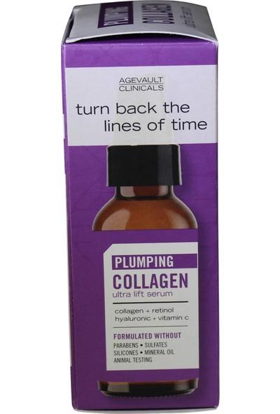Agevault Clinicals Plumping Collagen Serum 30ML