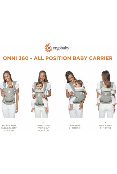 Ergo Baby Omni 360 Bebek Kangurusu 0 - 48 Ay