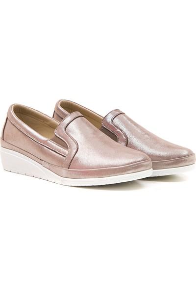 Wave Kadın Günlük Ayakkabı Bej 9203