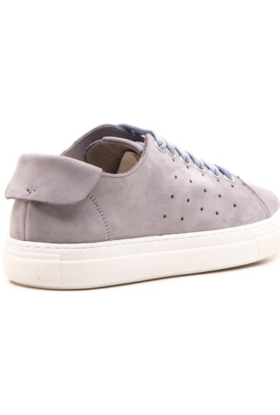 Wave Kadın Günlük Ayakkabı Çelik Mavi 9040