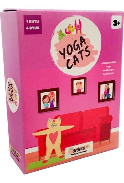 Animo Toys Yoga Cats