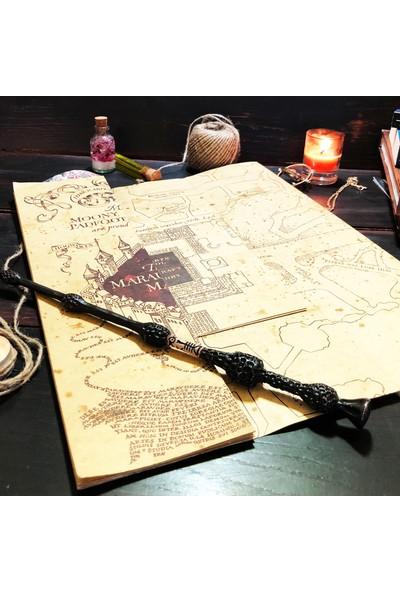 Sihir Dükkanı The Marauders Map – Çapulcu Haritası