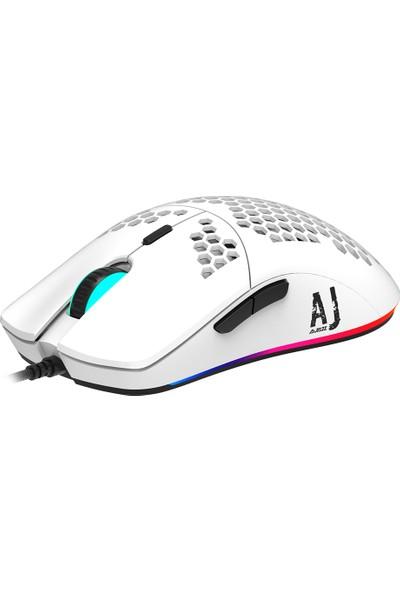 Ajazz AJ390 USB Kablolu Gaming Mouse ile 7 Tuşlar Ayarlanabilir (Yurt Dışından)