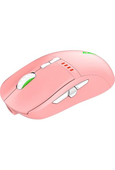 Ajazz I305PRO 2.4G Kablosuz Tip-C Kablolu Çift Mod Mouse (Yurt Dışından)